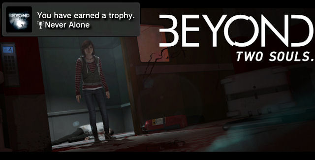 Beyond Two Souls Trophies Guide