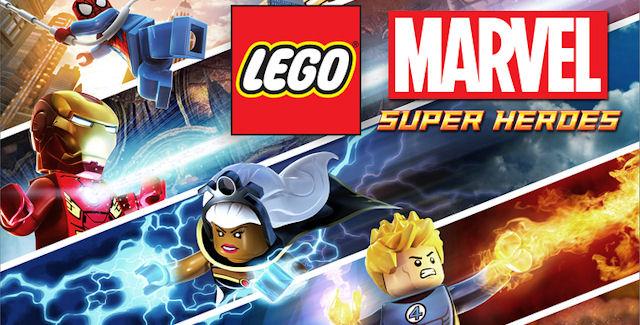 Lego Marvel Super Heroes Easter Eggs