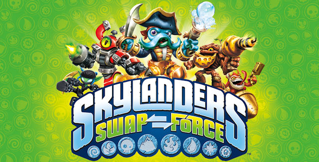 Skylanders Swap Force Walkthrough