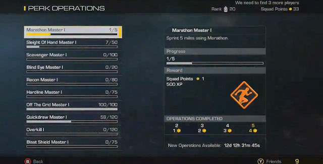 Call of Duty Ghosts: How To Earn Squad Points Fast