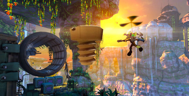 Ratchet and Clank: Into the Nexus Gold Bolts Locations Guide