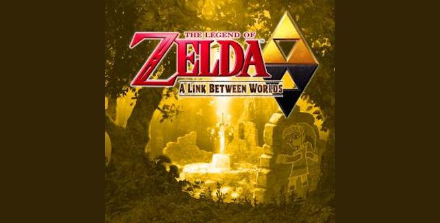 Zelda: A Link Between Worlds Cheats