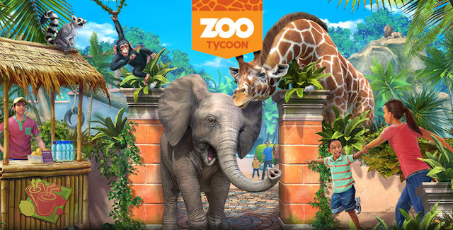 Zoo Tycoon 2013 Walkthrough
