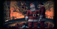 A Christmas song in Saints Row 4