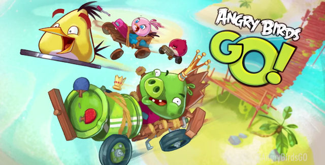 Angry Birds Go Cheats