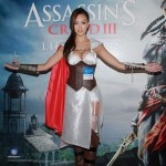 Assassin's Creed girl cosplay