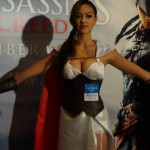 Assassin's Creed girl cosplay costume