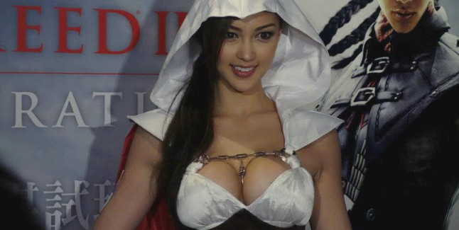 Assassin's Creed Liberation cosplay
