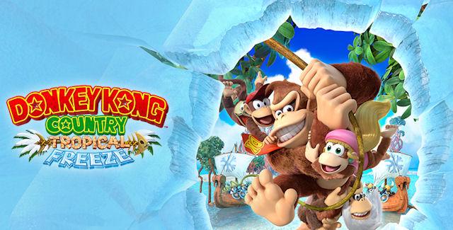 Donkey Kong Country: Tropical Freeze Walkthrough