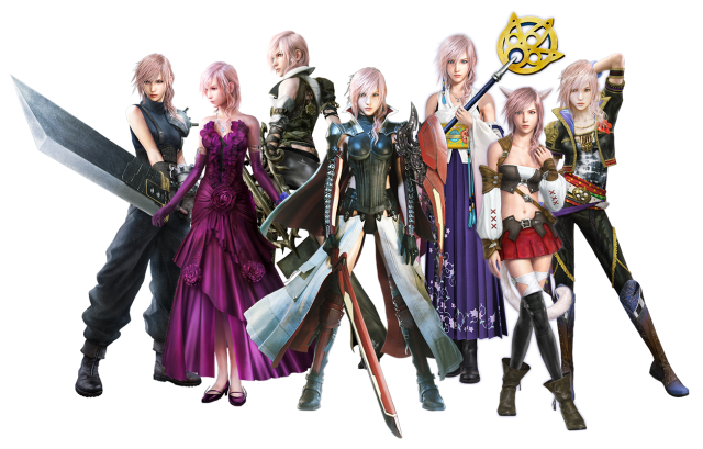 Lightning Returns Outfits