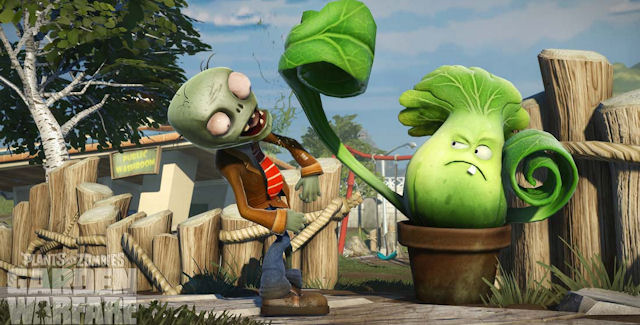 Plants vs Zombies Garden Warfare Achievements Guide
