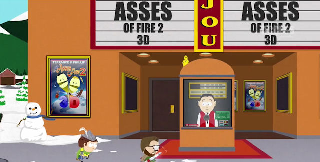South Park: The Stick of Truth Easter Eggs