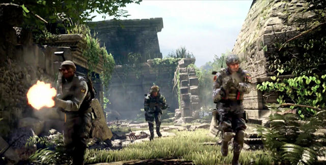 Call of Duty: Ghosts Devastation Cheats