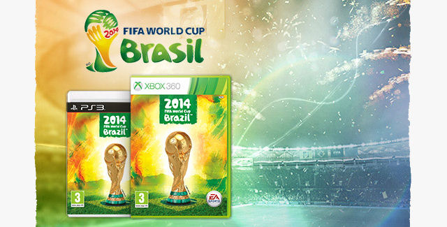 EA Sports 2014 FIFA World Cup Brazil Walkthrough