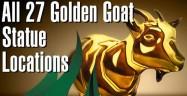 Goat Simulator Golden Goat Statues Locations Guide