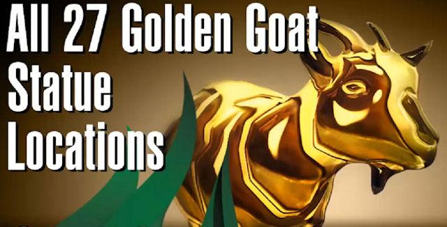 Где находятся трофеи в goat simulator