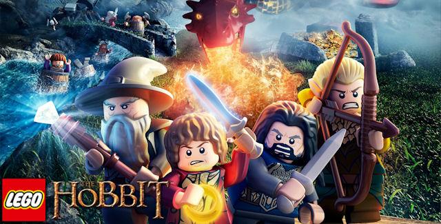 Lego The Hobbit Unlockable Characters
