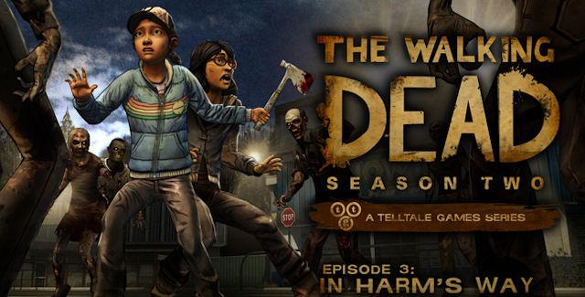 The Walking Dead Game: Season 2 Episode 3 Walkthrough
