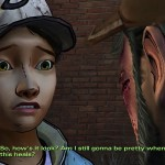 The Walking Dead Game: Season 2 Episode 4 Kenny's Eye screenshot