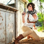 Uncharted 4 Cosplay Photo 4