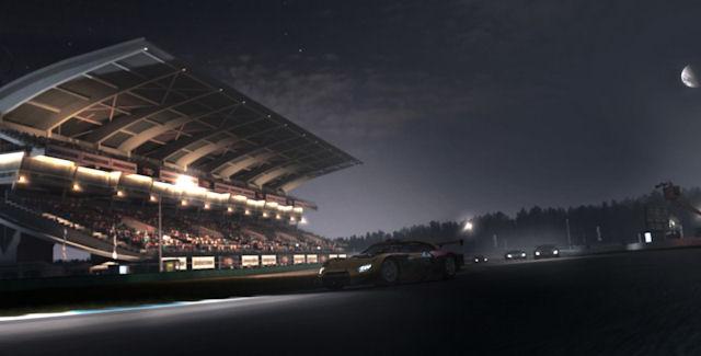 GRID Autosport Track List