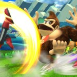 Mii Fighters Donkey Kong Beatdown Gameplay Screenshot Smash Bros. 4 E3 2014