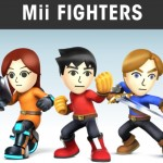 Mii Fighters Super Smash Bros. 4 Banner Artwork Wii U 3DS Official