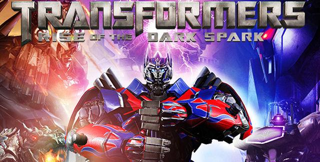 Transformers: Rise of the Dark Spark Walkthrough