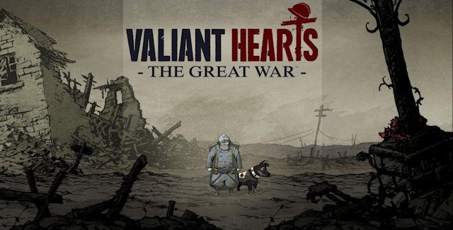 Valiant Hearts: The Great War Walkthrough