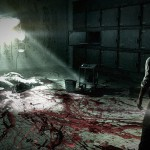 The Evil Within Gameplay Screenshot Bloody Floors