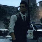 Evil Within Gameplay Screenshot Police Station