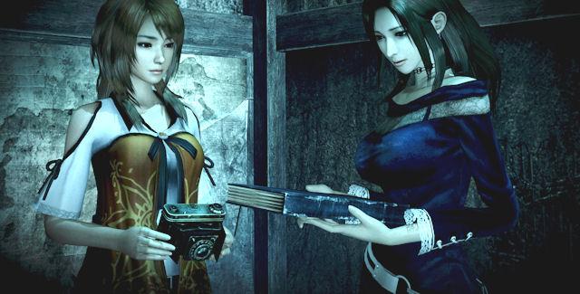 Fatal Frame 5: The Black Haired Shrine Maiden screenshot