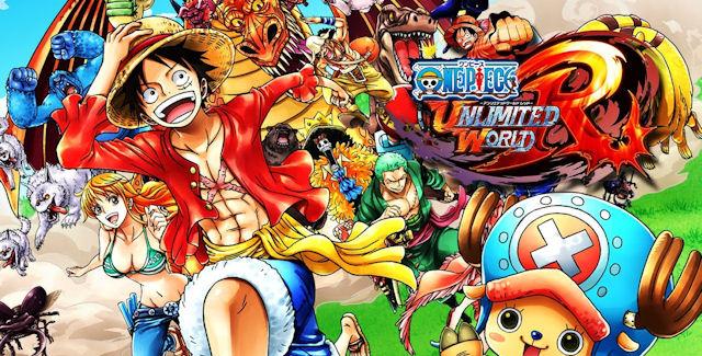 One Piece: Unlimited World Red Walkthrough