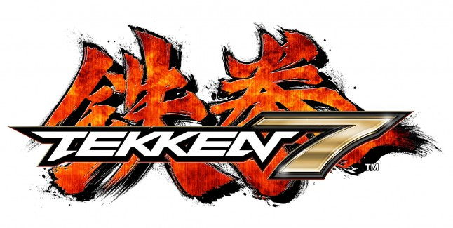 Tekken 7 Logo Wallpaper