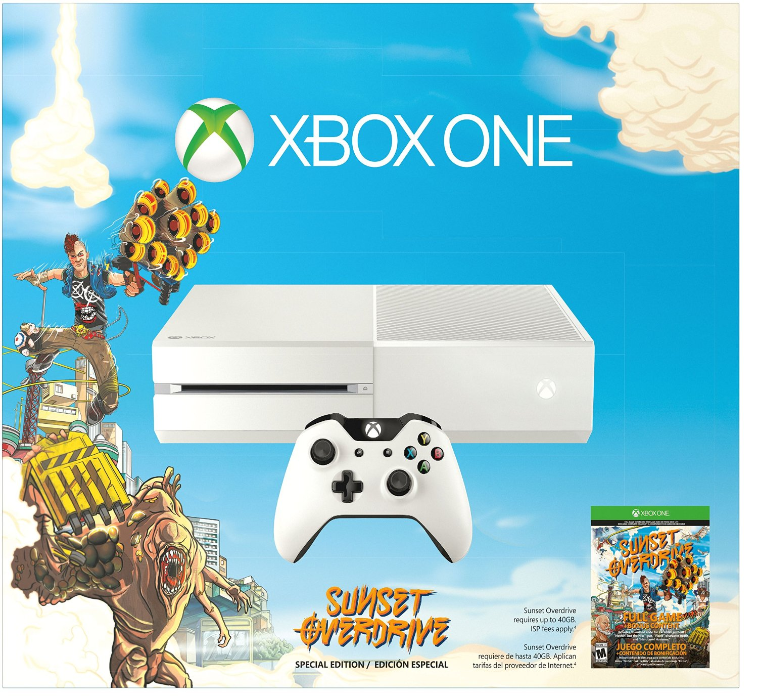 Sunset Overdrive Xbox One Exclusivity Wasn T About Money