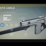 Destiny Monte Carlo Exotic auto rifle