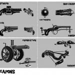 Black the Fall Weapons Screenshot