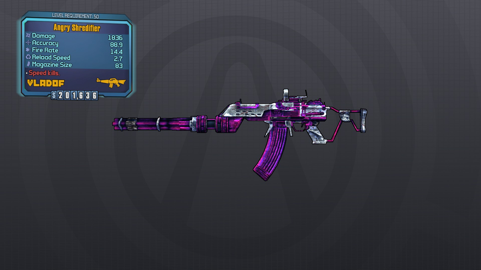 Borderlands 2 4 weapon slot quest