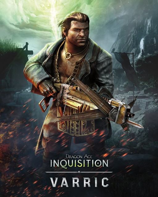Dragon Age Inquisition How To Get Varric