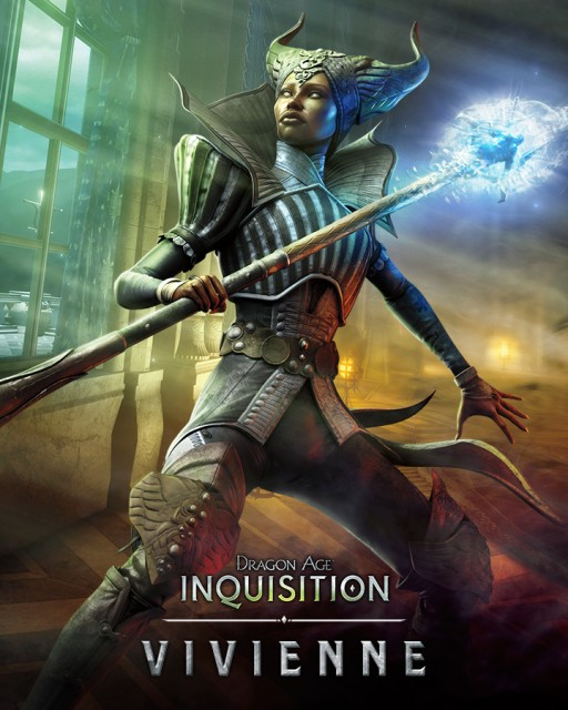 Dragon Age Inquisition How To Get Vivienne