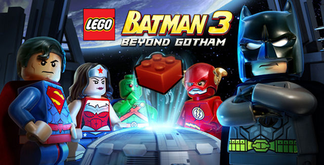 Lego Batman 3 Red Bricks Locations Guide