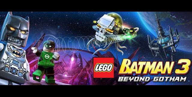 Lego Batman 3 Walkthrough