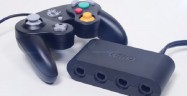 Super Smash Bros. Wii U GameCube Controller and Adapter
