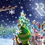 Banjo-Kazooie Christmas Wallpaper