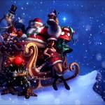 League of Legends Christmas Wallpaper