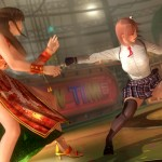 Dead or Alive 5: Last Round Stunt Girls Gameplay Screenshot Xbox One PS4 PC Xbox 360 PS3