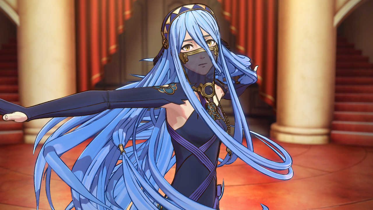 Shy BlueHaired Girl  TV Tropes