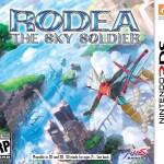 Rodea 3DS Box Art