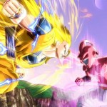 Dragon Ball Xenoverse Wallpaper Goku vs Majin Boo Showdown