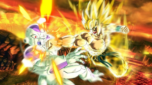 Dragon Ball Xenoverse Wallpaper Mega Punch